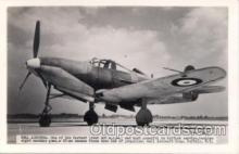 mil000004 - Bell Aircobra, Airplane, Aircraft, Postcard Postcards