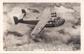 mil000013 - Coronado (PB2Y), Airplane, Aircraft, Postcard Postcards