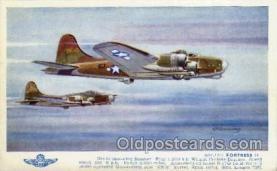 mil000034 - Military Plane Postcard Postcards