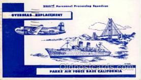 mil000042 - Military Plane Postcard Postcards