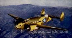 mil000049 - Military Plane Postcard Postcards