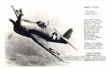 mil000065 - Grumman, Hellcat, Military Airplane Postcard Postcards