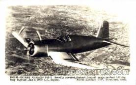 Vought-Sikorsky, Corsair, F4U-1