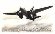 mil000071 - Douglas A-20, Fighter Bomber, Military Airplane Postcard Postcards
