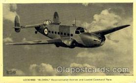 Lockheed, Hudson