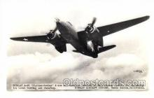 mil000086 - Douglas A-20, Fighter Bomber, Military Airplane Postcard Postcards