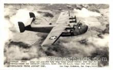 mil000115 - Coronado, PB2Y, Military Airplane Postcard Postcards
