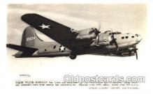mil000123 - Boeing, Flying Fortress, Military Airplane Postcard Postcards
