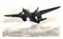 mil000128 - Douglas A-20, Military Airplane Postcard Postcards