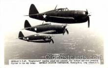 mil000129 - Republics P-47, Military Airplane Postcard Postcards