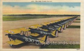mil000158 - Military Plane, Planes Postcard Postcards