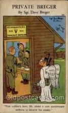 mil001003 - Military Comic Postcard Postcards