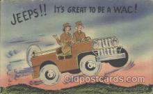 mil001040 - Military Comic Postcard Postcards