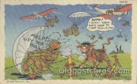 mil001069 - Military Comic Postcard Postcards
