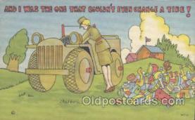 mil001081 - Military Comic Postcard Postcards