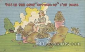 mil001084 - Military Comic Postcard Postcards