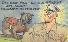 mil001091 - Military Comic Postcard Postcards