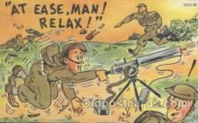 mil001115 - Military Comic Postcard Postcards