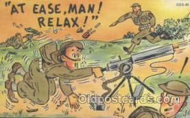 mil001115 - Military Comic Postcard Postcards