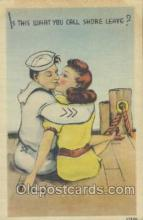 mil001120 - Military Comic Postcard Postcards