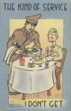 mil001125 - Military Comic Postcard Postcards