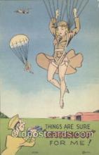 mil001127 - Military Comic Postcard Postcards