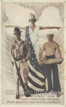 mil001148 - Military Comic Postcard Postcards