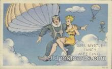 mil001161 - Military Comic Postcard Postcards