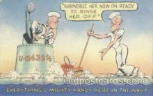 mil001168 - Military Comic Postcard Postcards