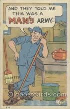 mil001219 - Military Comic Postcard Postcards