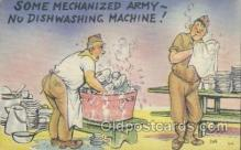 mil001225 - Military Comic Postcard Postcards