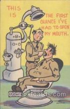 mil001264 - Dental, Military Postcard Postcards