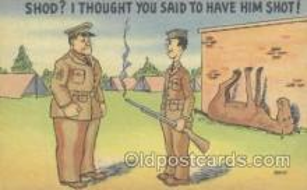 mil001281 - Military Postcard Postcards