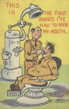 mil001309 - Dental, Military Postcard Postcards