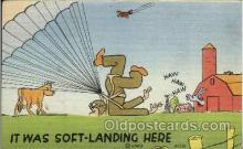 mil001310 - Military Comic Postcard Postcards