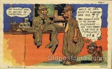 mil001328 - Military Comic Postcard Postcards