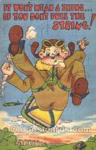 mil001351 - unsisned Halverson Military Postcard Postcards