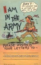 mil001355 - Series 2B-H1311 Military Postcard Postcards