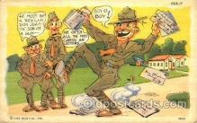 mil001428 - Military Comic Postcard Post Cards