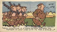 mil001821 - Military Comic Postcard Postcards