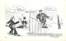 mil001836 - WW I Military Comic Postcard Postcards