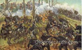 mil002012 - Aus Grober Zeit, Military Postcard Postcards