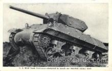 mil002060 - U.S. M-10 Tank Destroyer Military Postcard Postcards