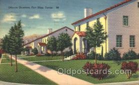 mil002066 - Fort Bliss, Texas, Usa Military Postcard Postcards