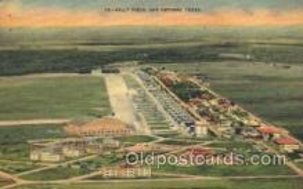 mil002068 - San Antonio, Texas, Usa Military Postcard Postcards