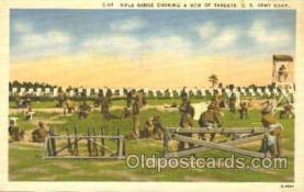 mil002093 - U.S. Army Camp Military Postcard Postcards