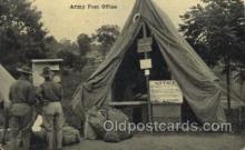 mil002094 - Army Post Office Military Postcard Postcards