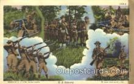 mil002103 - U.S. Infantry Military Postcard Postcards
