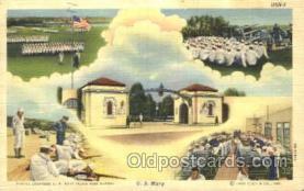mil002104 - U.S. Navy Military Postcard Postcards