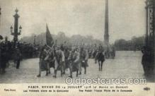 mil002152 - Revue Du Juillet Paris Postcard Post Cards Old Vintage Antique